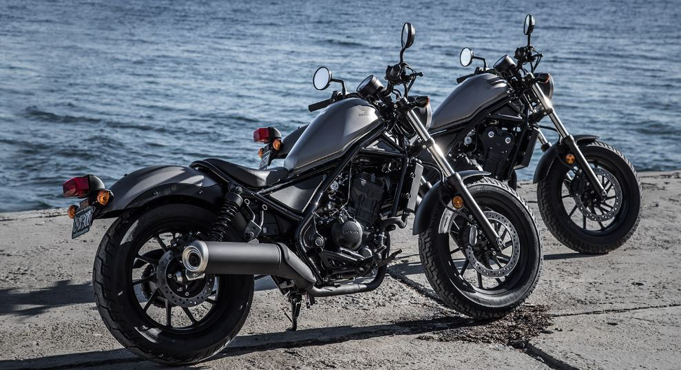 2017 Honda Rebel 300 500