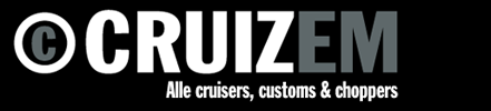 Cruizem - Alle cruisers, customs & choppers
