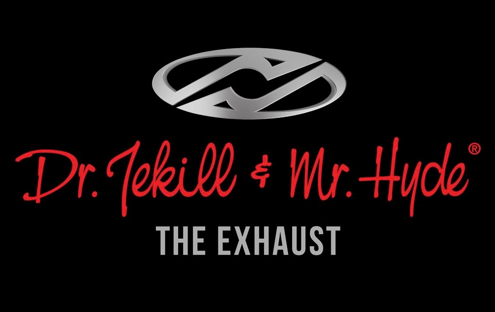Jekill and Hyde exhaust logo