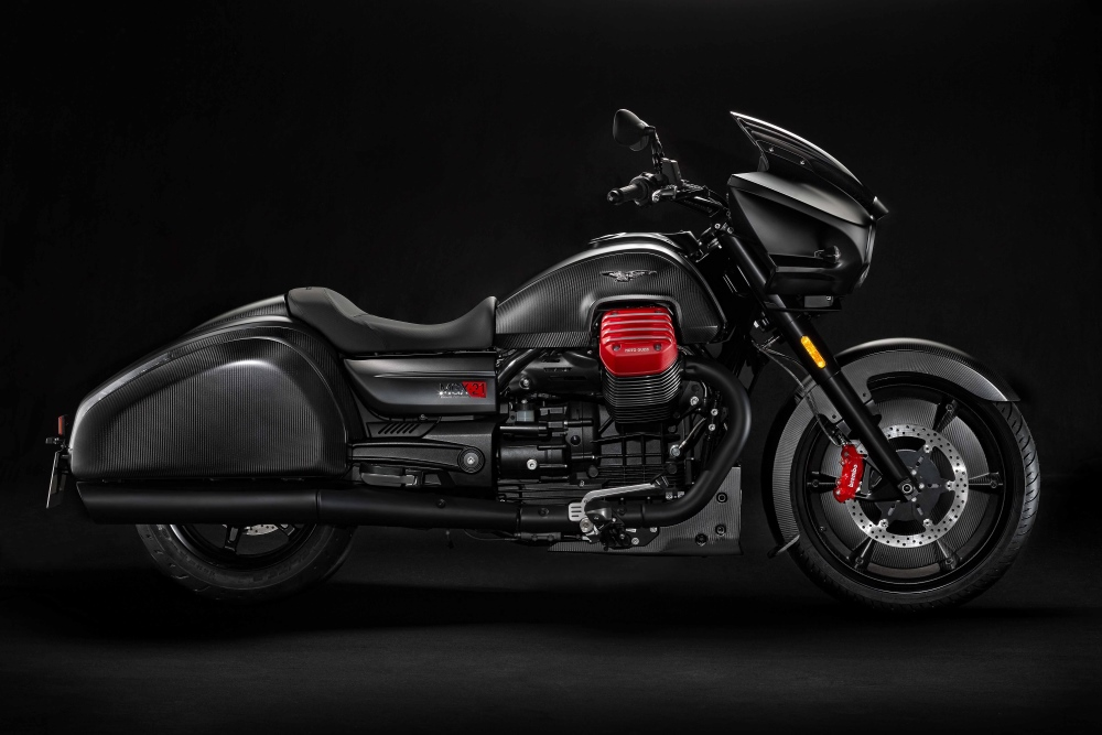 Moto Guzzi MGX 21 Flying Fortress