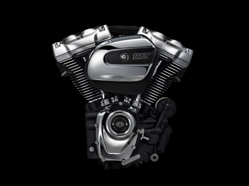 Harley Davidson Milwaukee Eight engine
