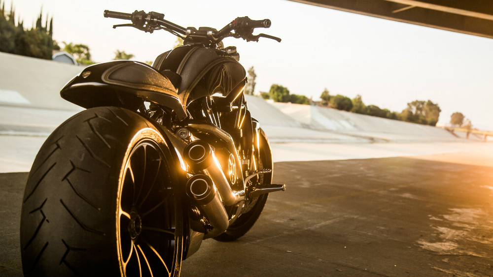 Roland Sands Ducati XDiavel RSD 2