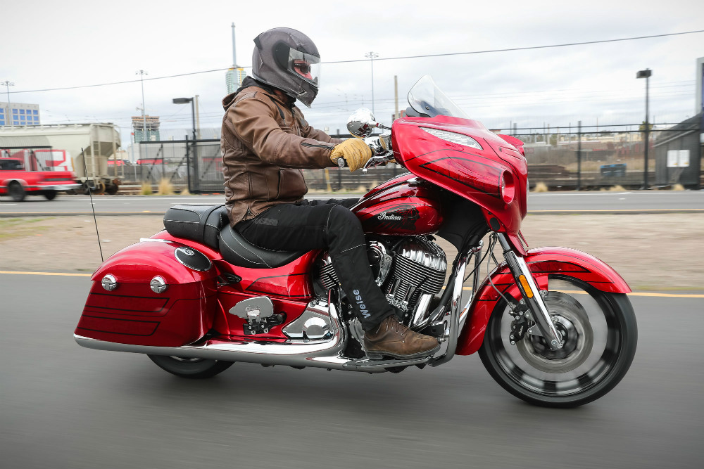 2017 Indian Chieftain Elite 2