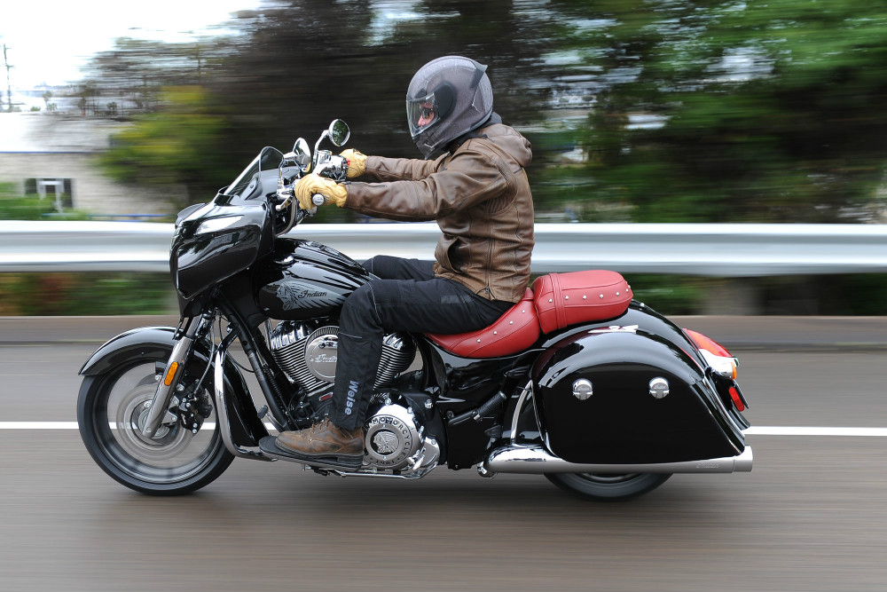 2017 Indian Chieftain Limited accessoires 2